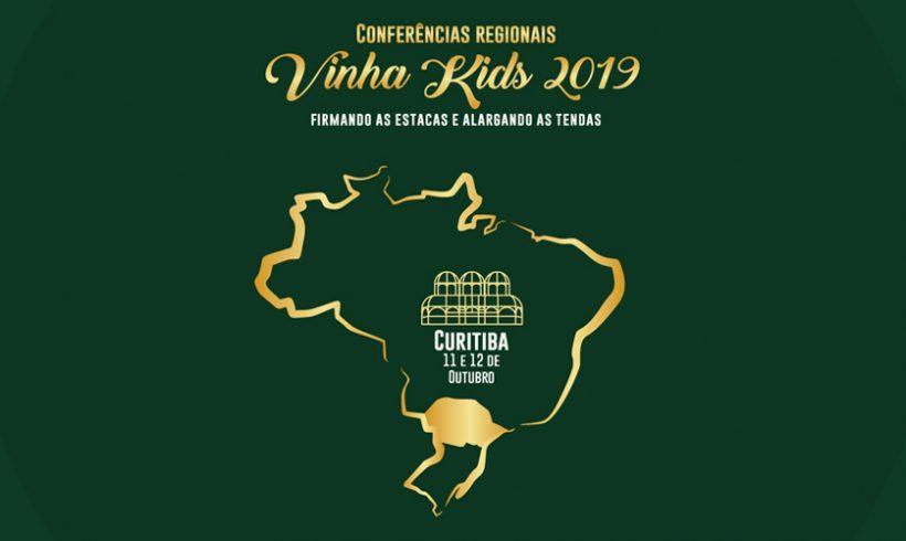 Conferência Vinha Sul Kids 2019
